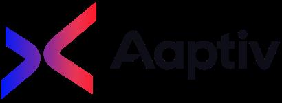 aaptiv color logo